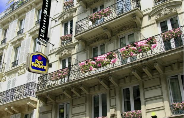 фото отеля Best Western Elysees Paris изображение №1