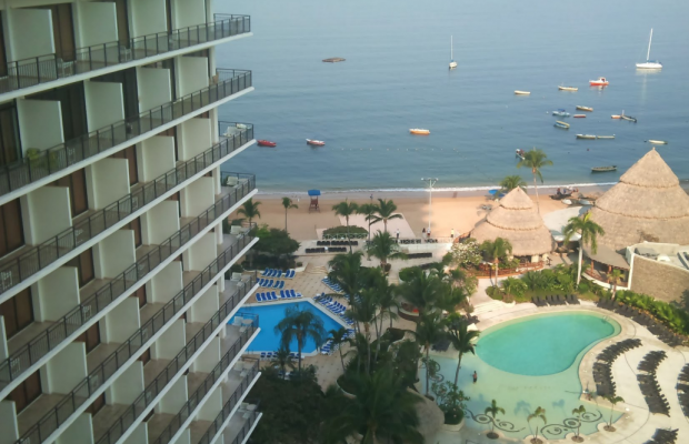 фотографии отеля Grand Hotel Acapulco (ex. Hyatt Regency) изображение №3