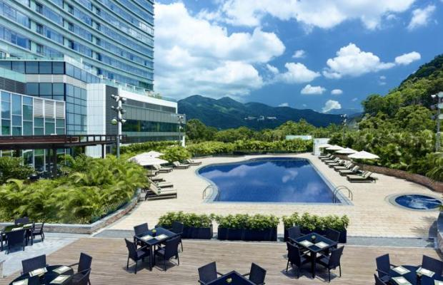 фото Hyatt Regency Hong Kong Sha Tin изображение №6