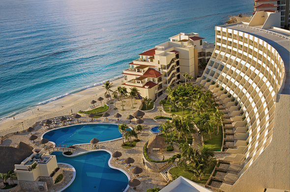 фото отеля Grand Park Royal Cancun Caribe (ex. Hyatt Cancun Caribe Resort) изображение №1