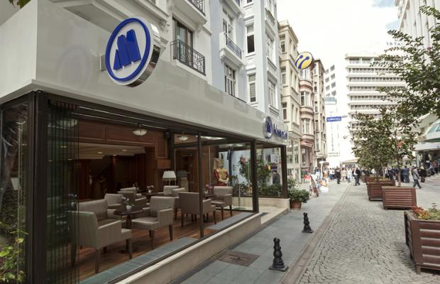 фотографии отеля Manesol Boutique Taksim (ex. Taksim Park City) изображение №3