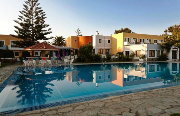 фотографии Atlantica Club Marmari Beach (ex. Marmari Beach Apartment Suites) изображение №44