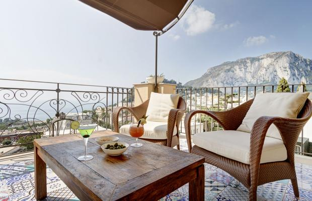 фотографии отеля Capri Tiberio Palace (ex. Jw Marriott Capri Tiberio Palace Resort Spa) изображение №123