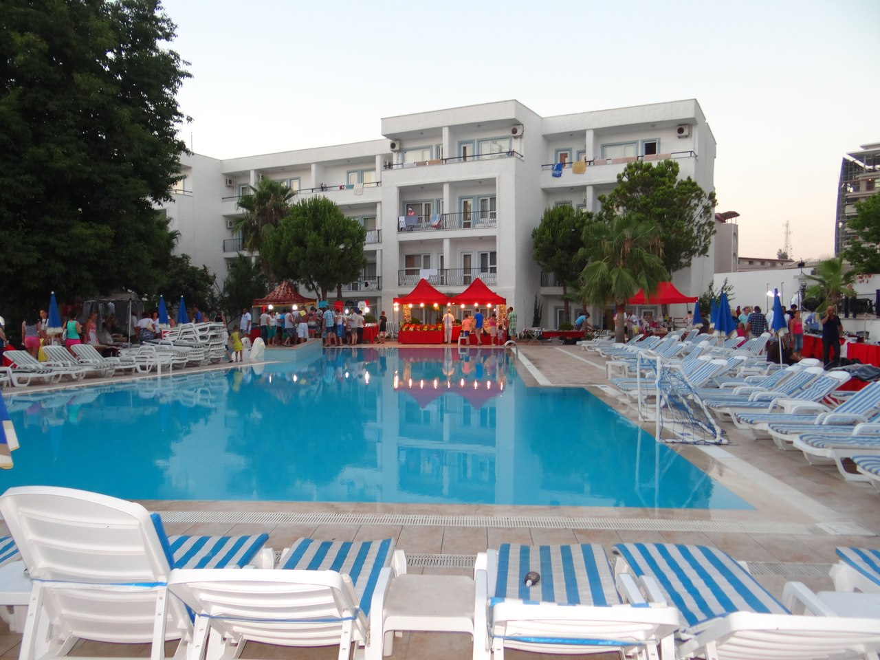 Larissa Beach Club Side (ex. Verano Phoenix Family Resort; Club Verano), 4*, Сиде