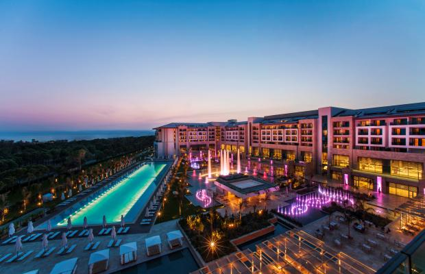 фото Regnum Carya Golf & SPA Resort изображение №2