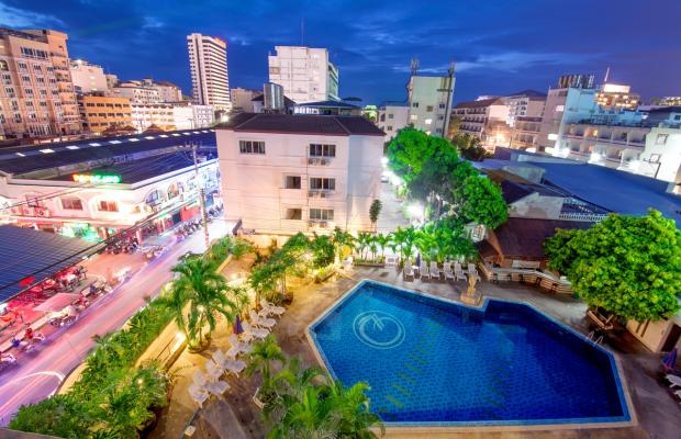 фотографии отеля Boss Suites Pattaya (ex. Diana Inn) изображение №11