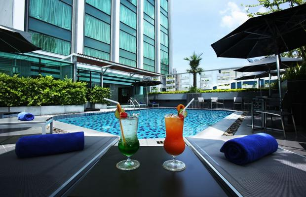 фотографии отеля Grand Swiss Sukhumvit 11 by Compass Hospitality (ex. Swiss Park Bangkok) изображение №39