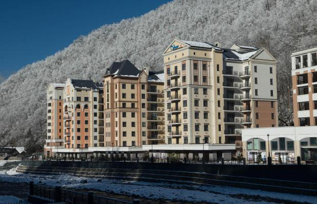 фото Valset Apartments by HELIOPARK Rosa Khutor изображение №42