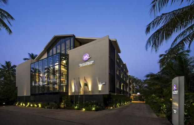 фотографии отеля Hotel Grand Mercure Goa Shrem Resort изображение №3