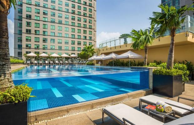 фото отеля InterContinental Asiana Saigon изображение №1