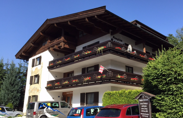 фотографии отеля Leogang and Kaprun (Pension Baranek) (ех. Marco Polo Club Happy) изображение №15