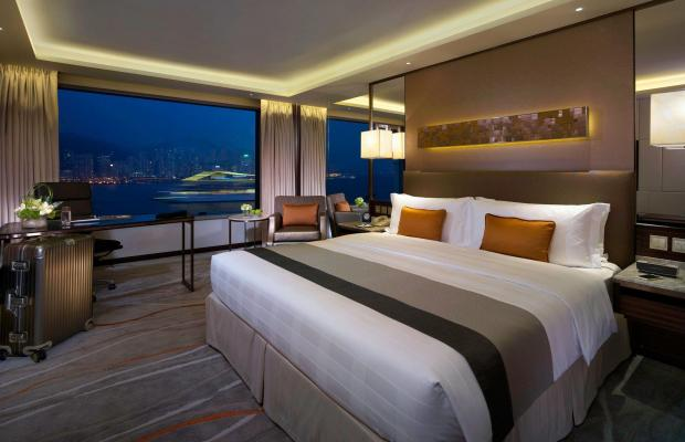 фотографии отеля InterContinental Grand Stanford Hong Kong изображение №19