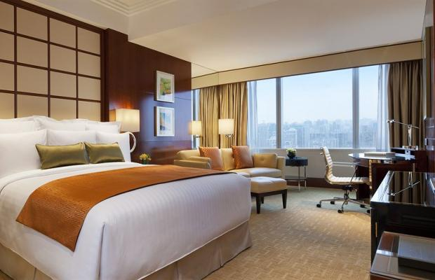 фотографии отеля Shanghai Marriott Hotel City Centre изображение №47