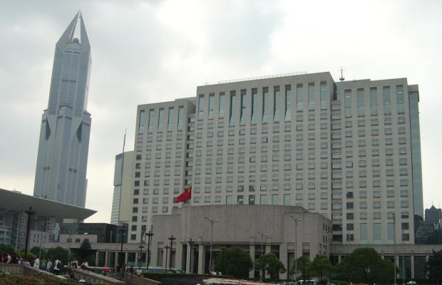 фотографии JW Marriott Hotel Shanghai at Tomorrow Square изображение №4