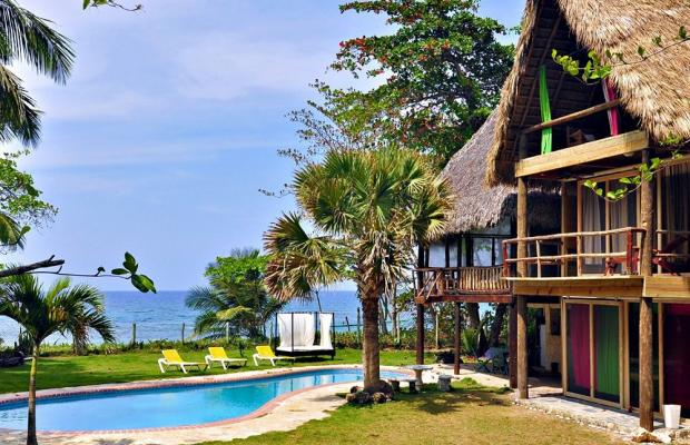 фотографии отеля Casa Maravilla Beachfront Eco Lodge изображение №27
