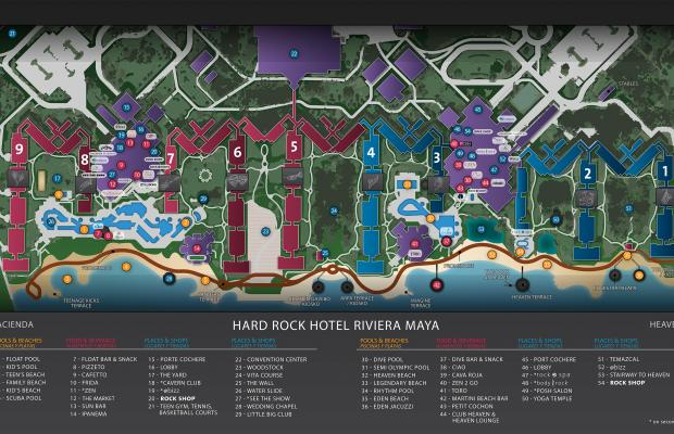 фото Hard Rock Riviera Maya Heaven Section (ex. Aventura Spa Palace) изображение №2