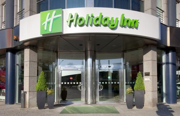 фотографии отеля Holiday Inn Berlin City Center East-Prenzlauer Allee изображение №27