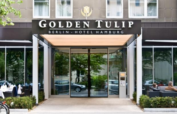 фото отеля Golden Tulip Hotel Hamburg изображение №1
