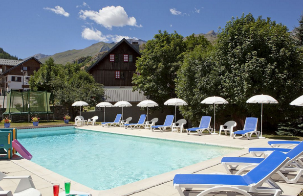 фотографии отеля Grand Hotel de Valloire et du Galibier изображение №7