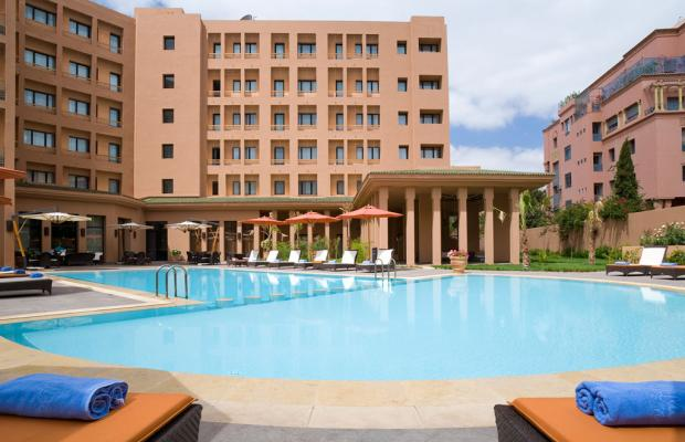 фото отеля Suite Novotel Marrakech (ex.Suite hotel) изображение №1