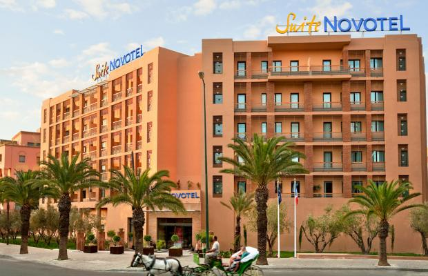 фото отеля Suite Novotel Marrakech (ex.Suite hotel) изображение №13