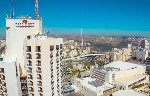 фотографии Crowne Plaza Jerusalem изображение №4