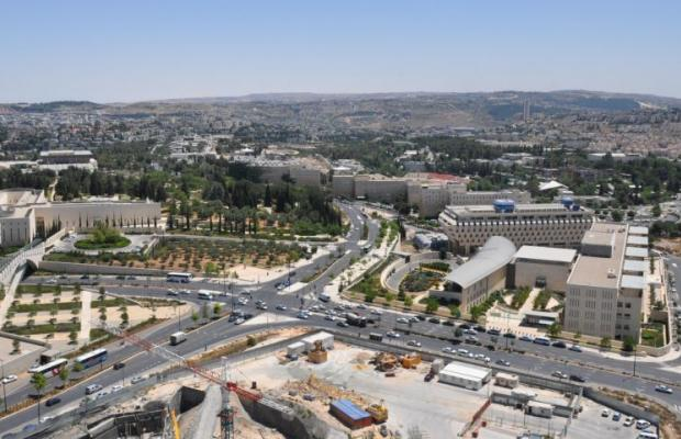 фото Crowne Plaza Jerusalem изображение №22