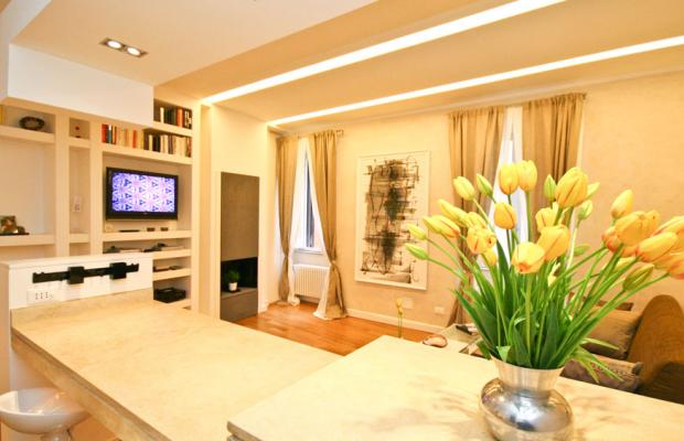 фотографии отеля Campo De' Fiori Hi-tech Terrace Apartment Daily изображение №15
