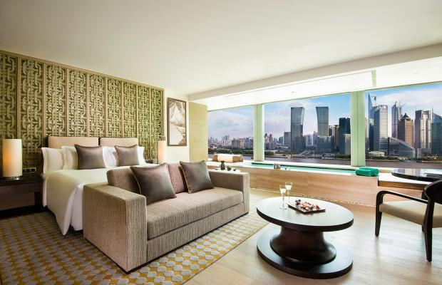 фотографии Banyan Tree Shanghai On The Bund изображение №4