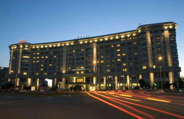 фотографии JW Marriott Bucharest Grand Hotel изображение №32