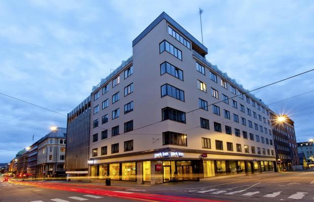 фото Park Inn by Radisson Oslo изображение №22