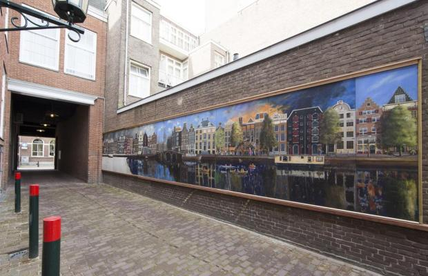 фотографии Mercure Hotel Amsterdam Centre Canal District (ex. Mercure Arthur Frommer) изображение №4