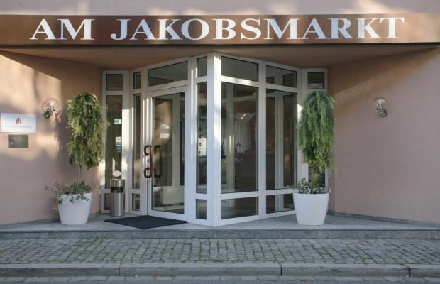 фотографии отеля Hotel Am Jakobsmarkt (ex. City Partner Hotel Am Jakobsmarkt) изображение №35