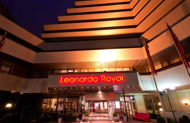 фото Leonardo Royal Hotel Frankfurt (ех. Holiday Inn Frankfurt City South) изображение №10