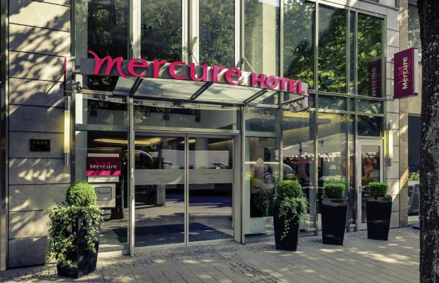 фото отеля Mercure Hotel Kaiserhof Frankfurt City Center изображение №1