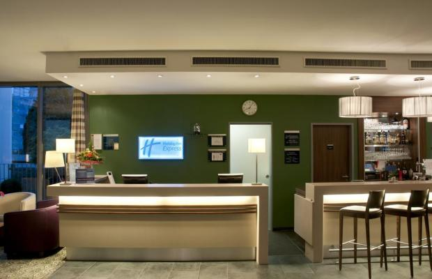 фотографии отеля Holiday Inn Express Baden Baden изображение №3