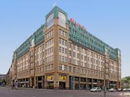 Ramada Leipzig City Centre (ех. Mercure Gutenbergplatz), 4*