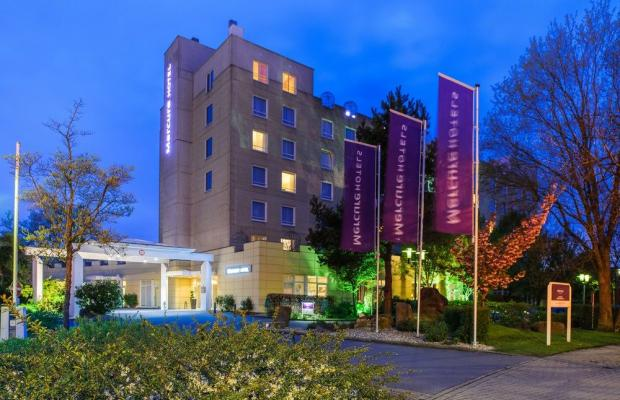 фото Mercure Hotel Hannover Oldenburger Allee (ех. Park Inn Hannover) изображение №2