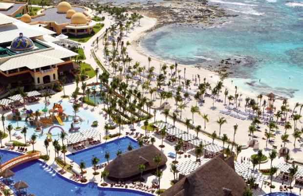 фотографии отеля Club Premium Deluxe at Barcelo Maya Palace Deluxe изображение №3