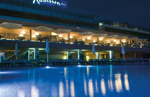 фотографии Radisson Blu Resort & Spa, Ajaccio Bay изображение №8