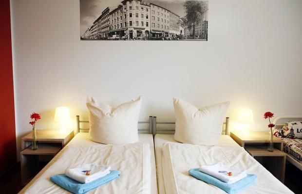 фотографии отеля Happy Bed Hostel - Hallesches Ufer (ex. Meininger Berlin Hallesches Ufer) изображение №27