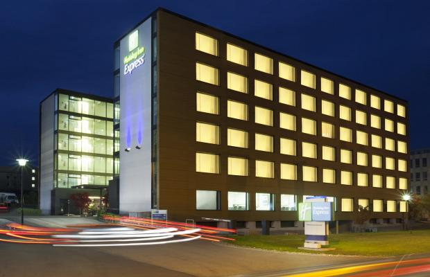 фотографии отеля Holiday Inn Express Zurich Airport изображение №11