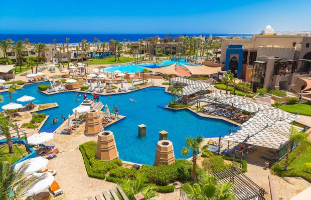 фото отеля Red Sea Hotels Port Ghalib Resort (ex. Crown Plaza Oasis Port Ghalib; Sahara Sun Oasis) изображение №1