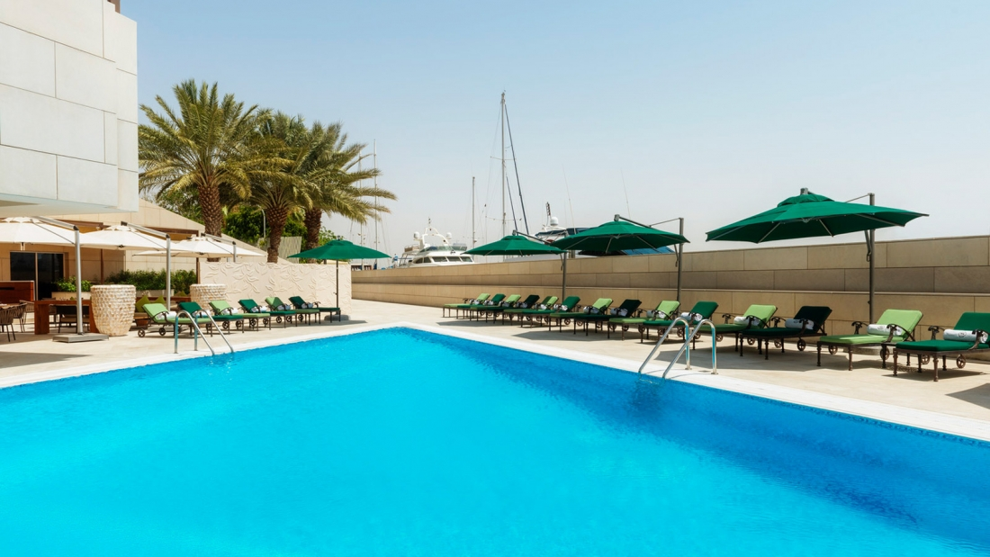Sheraton Dubai Creek Hotel & Towers, 5*, Дубай barchester towers