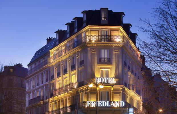 фото отеля Hotel Champs-Elysees Friedland by Happyculture (ex. Best Western Etoile Friedland Champs-Elysees) изображение №33