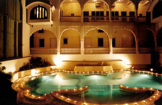 фотографии отеля Mandawa Haveli изображение №35
