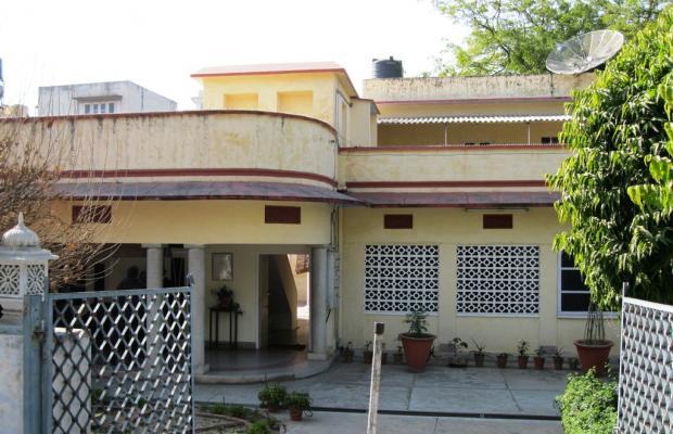 фотографии отеля Santha Bagh изображение №3