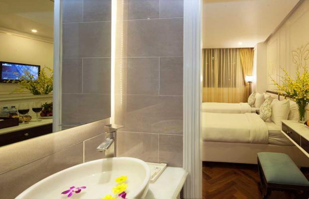 фотографии Camelia Saigon Central Hotel (ex. A&Em Hotel 19 Dong Du) изображение №12
