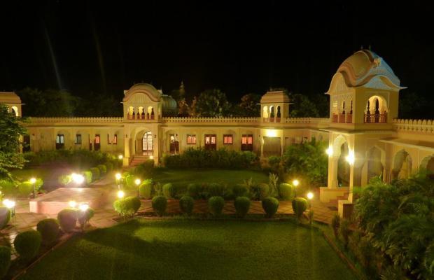 фото Amar Mahal Orchha изображение №10