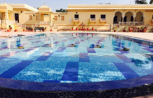 фото Amar Mahal Orchha изображение №2